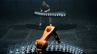 Download The Revenge: Timo Boll vs. KUKA Robot Video