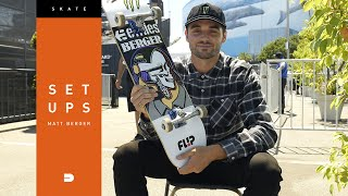 Download Setups: Matt Berger Shows us how He Locks down His Skateboard Video