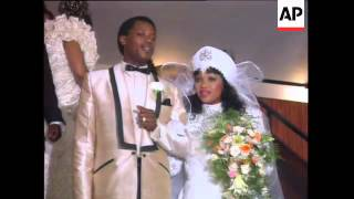 Download The Wedding Of Zinzi Mandela, Mandela, Reassures Supporters He Is In Good Health Video