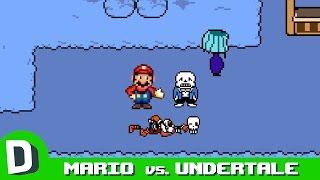 Download Super Mario Undertale Video
