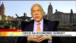 Download OECD SA economic survey Video