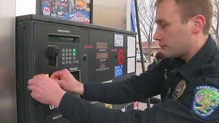 Download Police Work To Curb Gas Station Credit Card Skimming Video