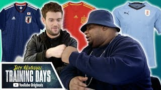 Download Football Kits - Narstie Or Nice? With Big Narstie & Jack Whitehall | Jack Whitehall: Training Days Video