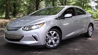 Download 2017 Chevrolet Volt Premier - Start Up, Road Test & In Depth Review Video
