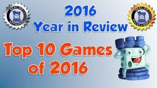 Download Top 10 Games of 2016 Video