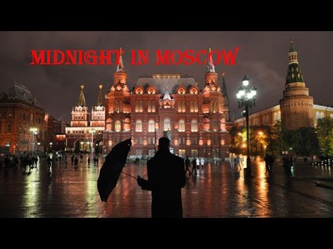 Osipov State Russian Folk Orchestra - Midnight in Moscow