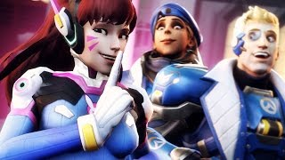 Download [Overwatch] D.Va's Secret Weapon Video