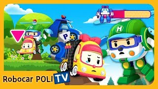 Download POLI Game | We should call the rescue team! | for Kids | Robocar POLI Video