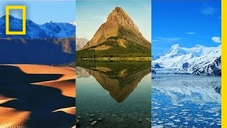 Download See all U.S. National Parks in One Minute | National Geographic Video