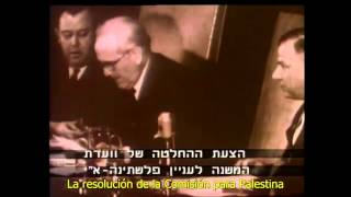 Download Partición de Palestina - Votación en la ONU Video