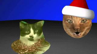 Download Up on the Housetop Jingle Cats Screen Test 001 Video