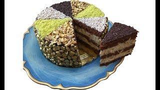 Download Kuncutlu-Qozlu Tort.Super Lezzetli Tort Resepti. Video