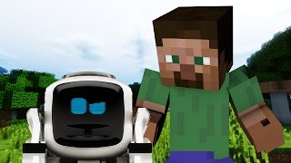 Download If Robots Were In Minecraft Video
