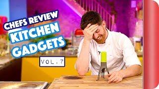 Download Chefs Review Kitchen Gadgets Vol.7 Video