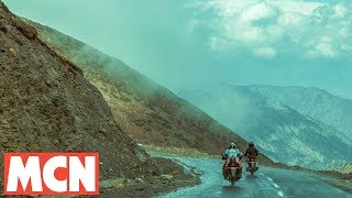 Download Part 3: Travelling the World, by Elspeth Beard   Interviews   Motorcyclenews Video