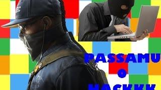 Download PASSAMU O HACK EM TUDU #WATCH DOGS 2 Video