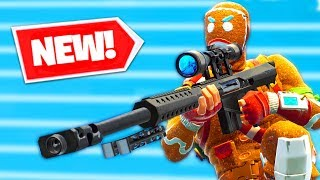 Download *NEW* HEAVY SNIPER Gameplay in Fortnite Battle Royale Video
