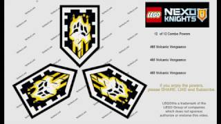 Download Scan 12 sets of 3-Same Forbidden Combo Powers Video