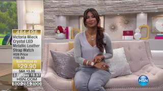 Download HSN | Victoria Wieck Jewelry 05.03.2017 - 08 PM Video