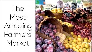 Download The Most Amazing Farmers Market!!! Video