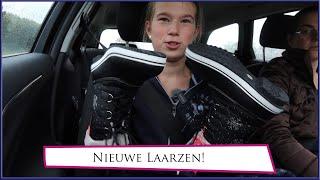 Download NIEUWE LAARZEN! -weekvlog- * Hart voor Paarden * Video