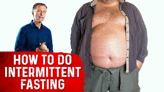 Download How to do Intermittent Fasting for Serious Weight Loss Video