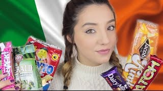 Download British Girl Tries Irish Food | ThoseRosieDays Video