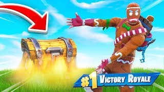 Download The ONE CHEST Challenge In Fortnite Battle Royale! Video