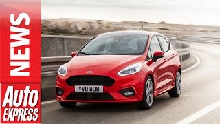 Download The new 2017 Ford Fiesta has arrived Video