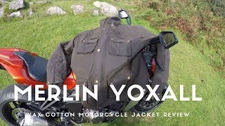 Download Merlin Yoxall Motorcycle Jacket Review Video
