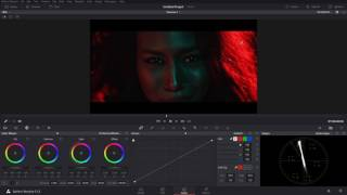 Download RED Dragon 5k RAW R3D Color Correction: Davinci Resolve 12.5 Video