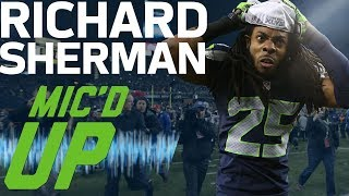 Download Richard Sherman's Best Mic'd Up Moments (Up to Super Bowl XLVIII) | Sound FX | NFL Films Video