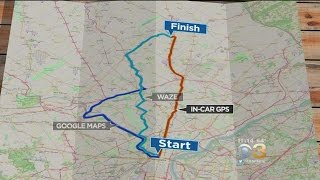 Download Car GPS, Waze & Google Maps: Which Gets You To Your Destination Faster? Video