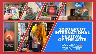 Download ParksCenter - Festival of the Arts 2020! - Ep. 86 Video