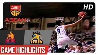 Download Asean Basketball League | Alab Pilipinas vs. Kaohsiung Truth Game Highlights | December 4, 2016 Video