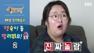 Download 세상에 나쁜 개는 없다 - 배우 하재숙의 행숙이 좀 말려줘요! #002 Video