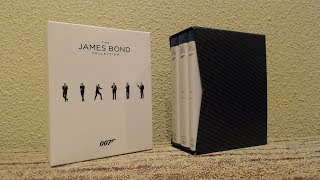 Download Complete James Bond Blu Ray Collection Unboxing Video
