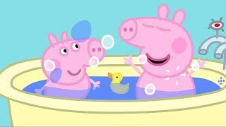 Download Peppa Pig Official Channel | Peppa Pig's Bath Time Video