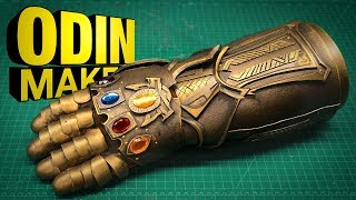 Download Odin Makes: The Infinity Gauntlet, from Avengers: Infinity War Video