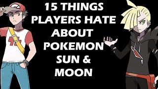 Download 15 Things Hardcore Players HATE About Pokemon Sun And Moon Video