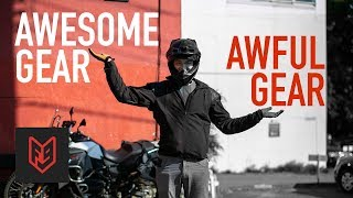 Download Awful & Awesome Motorcycle Gear - How to Spot the Difference Video