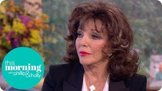 Download Joan Collins: 'Marilyn Monroe Warned Me About the Wolves in Hollywood' | This Morning Video