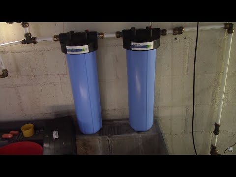 diy whole house water filter. DIY Whole House Water Filter System Diy