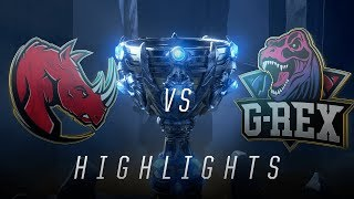 Download KLG vs. GRX - Worlds Play In Match Highlights (2018) Video