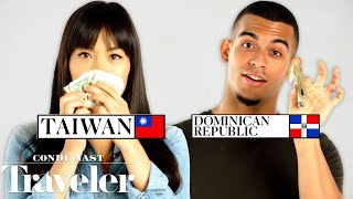 Download 70 People Reveal How To Count Money in Their Country | Condé Nast Traveler Video
