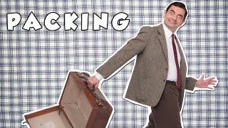 Download Bean Packing   Handy Bean   Mr Bean Official Video