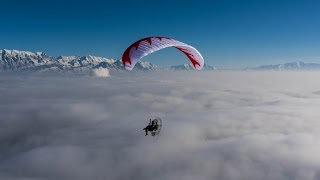 Download Paramotor Inversion Flying!! Powered Paragliding The World's Best Gear With Grand Adventure!! Video