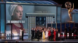 Download The Handmaid's Tale Sweeps Emmy Awards Video