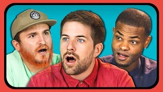 Download YOUTUBERS REACT TO RIGHT IN FRONT OF MY SALAD MEMES Video