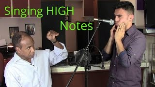 Download Voice Lesson - How To Sing High Notes - Extending Vocal Range - Roger Burnley Voice Studio - Singing Video